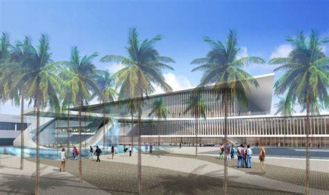 Home Design Miami Convention Center by Miami Beach Convention Center Master Plan Arquitectonica