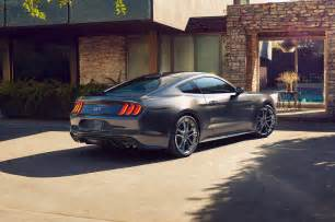2018 ford mustang look refresh since ponycar