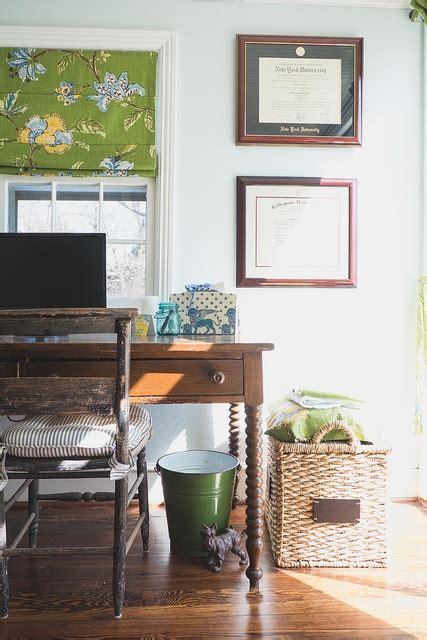 work  coziness  farmhouse home office decor ideas