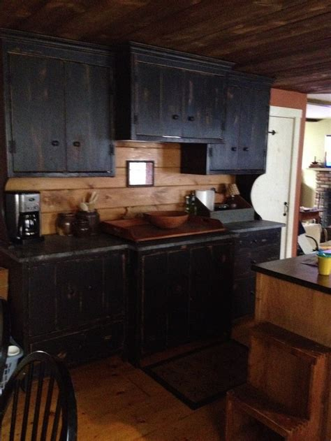 Country Kitchen Island Designs by Primitive Kitchen Primitive Kitchens Pinterest