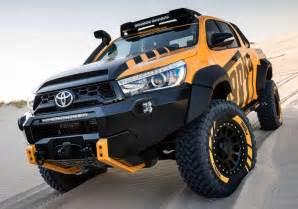 Toyota Tonka Official Toyota Hilux Tonka Concept