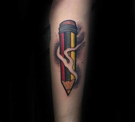 tattoo ink pencil 100 tremendous pencil tattoo ideas by colored and classy
