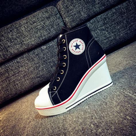 Sandal Casual Wedges Wanita Sku501 all iniciate wedge heels shoes fashion malaysia retail dropship wholesale