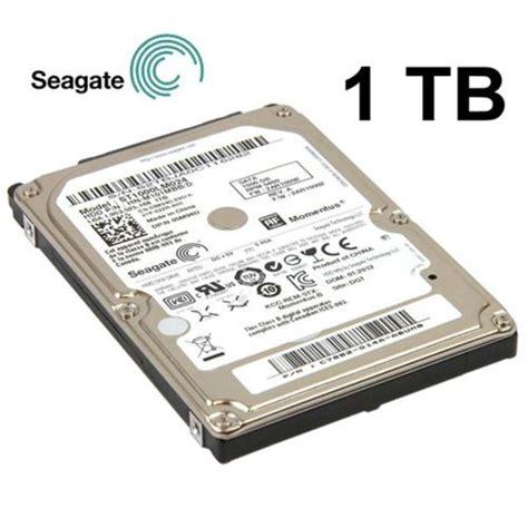 Hardsik Notebook Seagate 1 Tb Sata jual seagate 2 5 inch 1 tb sata notebook laptop