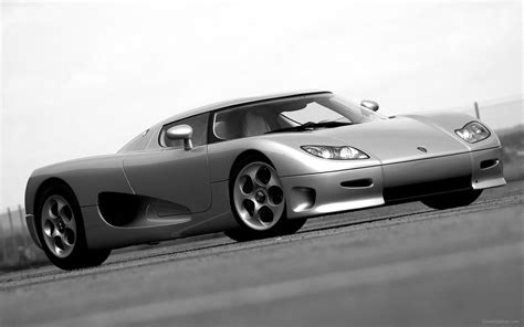 Koenigsegg Cc8s 2003 Widescreen Exotic Car Photo 05 Of 16