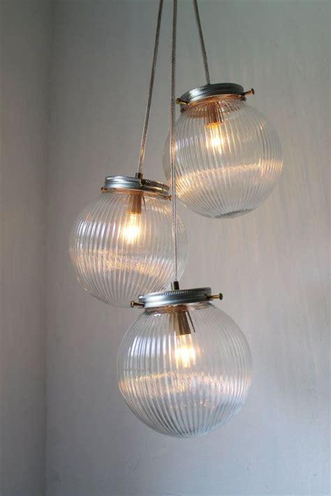 sparkling cluster chandelier lighting fixture
