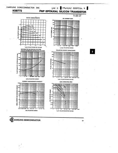 transistor b772 pinout transistor b772 pinout 28 images a42 to 92 datasheet transistor npn b772 datasheet b772 pdf