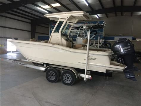 scout boats for sale north carolina scout sportfish boats for sale in wilmington north carolina