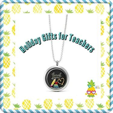 Origami Owl Sales - gift ideas for teachers from origami owl direct
