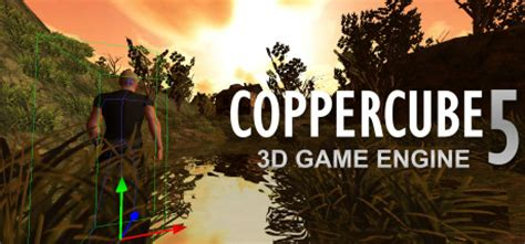 best free 3d engine coppercube 5 engine on steam