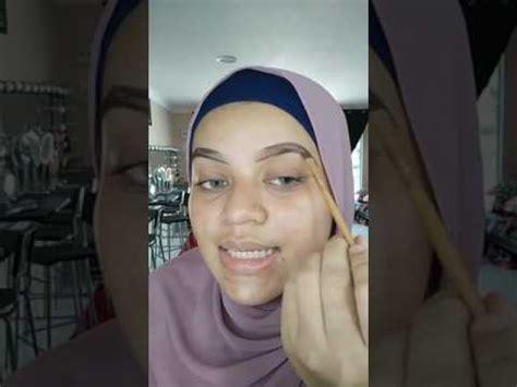 tutorial makeup tunang tutorial makeup tunang malaysia youtube