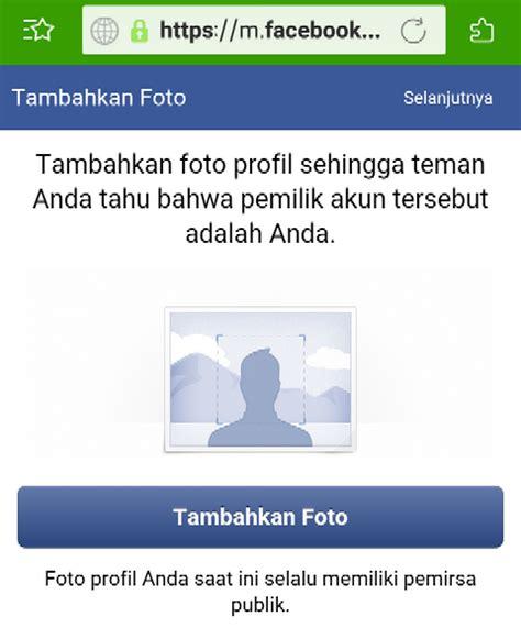 buat akun facebook di android cara buat akun facebook di browser android segala