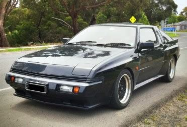 best car repair manuals 1988 mitsubishi cordia parking system 1988 mitsubishi starion hugho shannons club