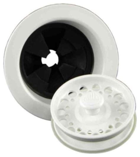 bathroom sink flange flange and stopper for ise disposer contemporary