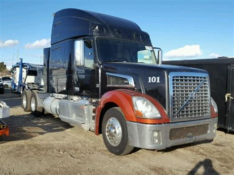 volvo vt   sale id boise sat apr   salvage cars copart usa