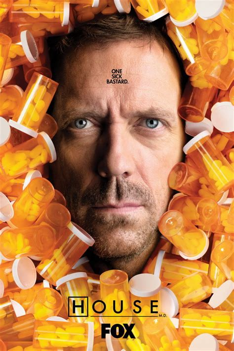 House Md On Tv House Font And House Logo