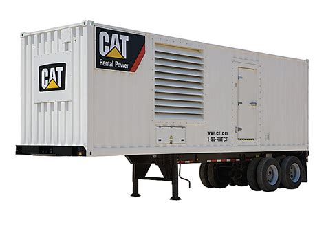 caterpillar xq2000 generator modules mcfi