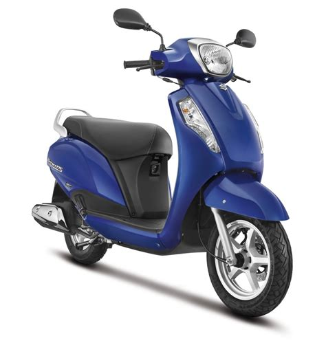 Suzuki Acess 125 2016 Suzuki Access 125 Launched Priced Rs 53 887 Gets