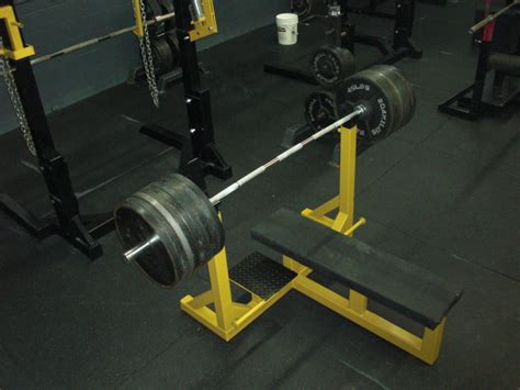 metal bench press metal militia equipment