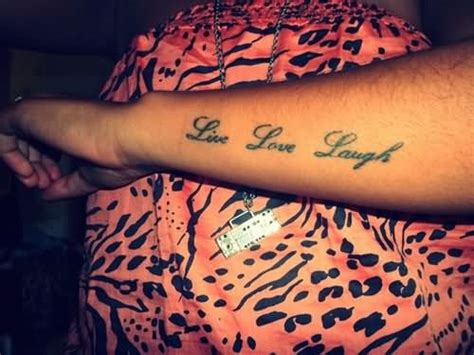 live laugh love wrist tattoos live laugh tattoos designs ideas and meaning