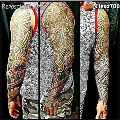 compass tattoo polynesian fred frost designs polynesian tribal samoan tribal