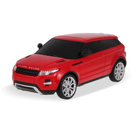 toy range rover red rastar 46900 1 24 rc land range rover evoque remote