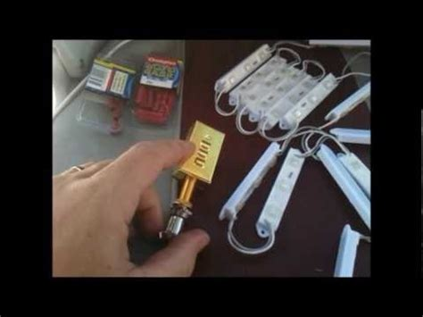 navigation lights on boat not working how to install led lights on a boat youtube