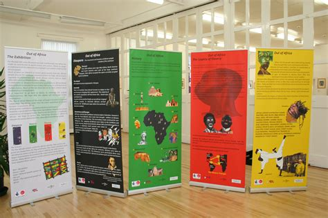 exhibition banners banner page black history