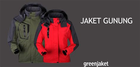 Jumper Jaket Polar Jaket Gunung Osprey tips memilih jaket gunung dengan benar green jaket