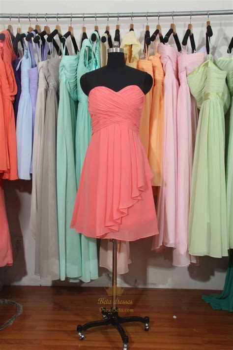 Bridesmaid Dresses 50 Usa - coral bridesmaid dresses with cowboy boots coral