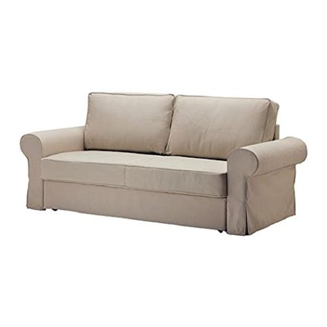ikea sofa online ikea backabro sofa bed slipcover tygelsjo beige 702 609 71