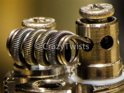 S163 Fused Clapton Kanthal A1 Coil 0 8 Ohm Khantal Kantal Rda Rdta 45 best images about stuff to buy on