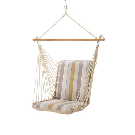 pawleys island hammock swing cushioned single swing milano dawn pawleys island hammocks