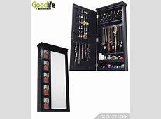 Miroir meubles Guangdong miroir de l'armoire de bijoux ... Jewelry Armoire With Mirror