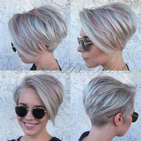 highlight for very short haircuts 20 short haircuts with highlights short hairstyles 2016