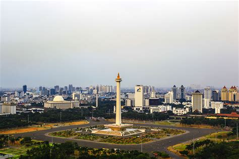 di jakarta jakarta capital city of indonesia asian backpacker