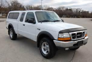 2000 ford ranger xlt supercab 4d 4x4