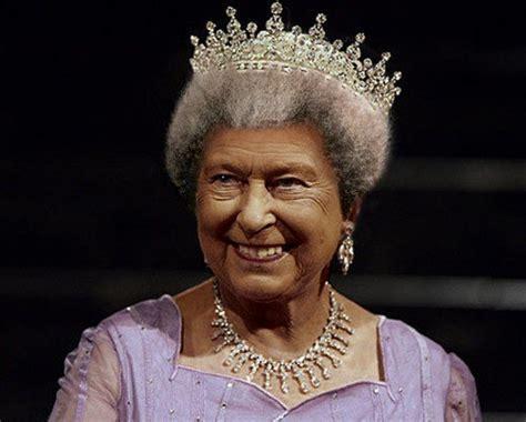queen elizabeth 2 british royal family shocker queen elizabeth ii is black