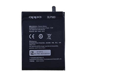 Baterai Rakkipanda Blp563 For Oppo Find 5 Mini R827 Power T191 5 oppo find 5 mini r827 r827t blp563 end 5 6 2018 3 21 pm