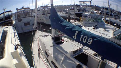 j boats san diego j boat 2007 j 109 repo for sale in san diego youtube
