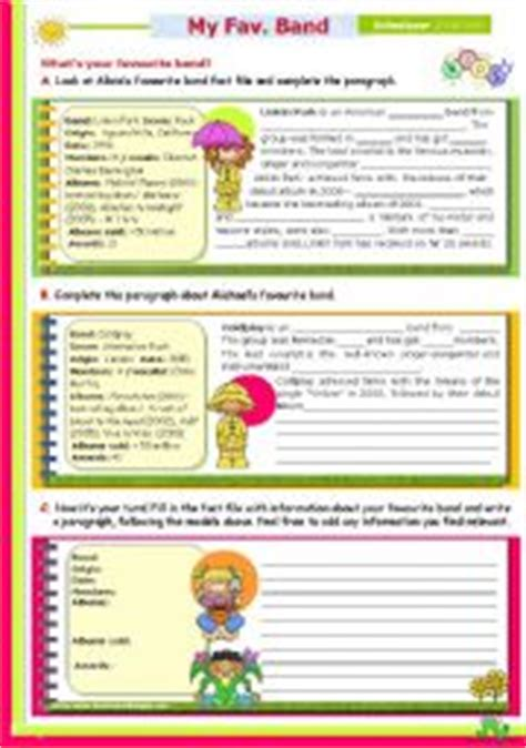 My Favorite Clothes Essay by Teaching Worksheets Other Writing Worksheets