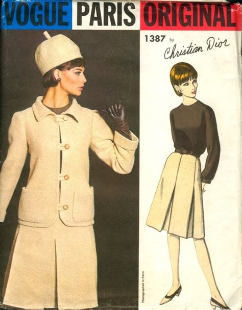 pattern review vogue 1387 vogue 1387 vintage sewing patterns