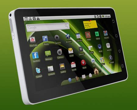 Olive Vt100 olive pad vt100 review a decent 7 quot android tablet with voice functionality techshout