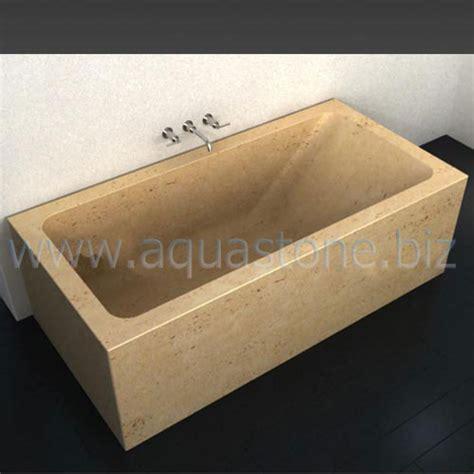 travertine bathtub bathtubs made out of travertine