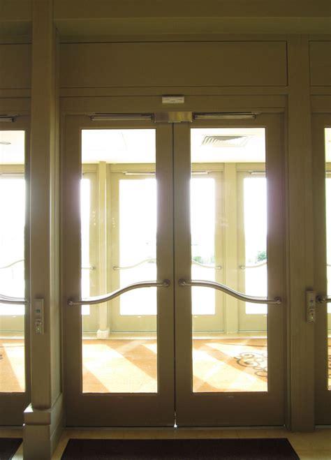 Egress Doors by I Dig Hardware 187 Access Controlled Egress Doors