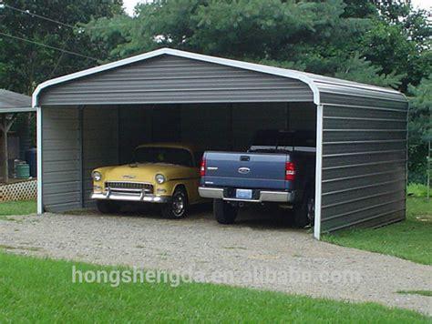 Portable Car Garage For Sale Wholesale Portable Steel Structure Metal Car Garage Shed
