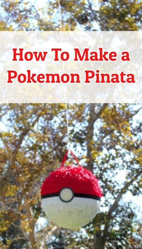 How To Make A Pinata Without Paper Mache - 14 easy pinata ideas involvery community