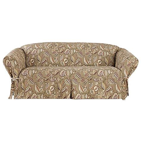 Buy Sure Fit 174 Fantasy Fleur By Waverly Sofa Slipcover In Waverly Sofa Slipcovers