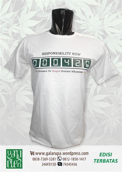 Word O Happy T Shirt Lengan Pendek Putih 1 id abdi galarupa
