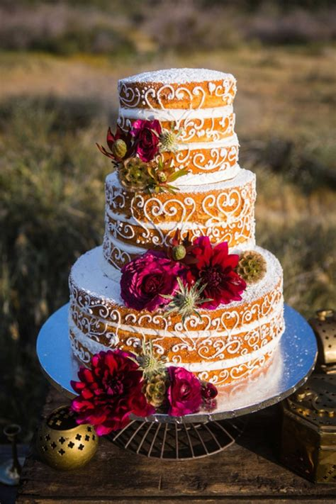 Simple Wedding Cake Ideas For Fall by 32 Amazing Wedding Cakes For Fall